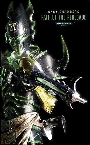 Biblioteca Negro Rise of the ynnari Ghost Warrior de Bolsillo
