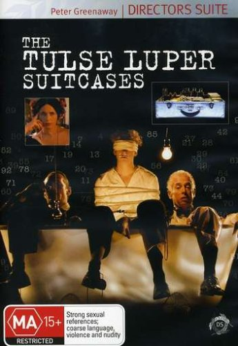 analysis of the tulse luper suitcases trilogy History in greenaway's suitcases word count: 6007 foucault's heterotopias and history in greenaway 's suitcases  tulse luper suitcases trilogy,.