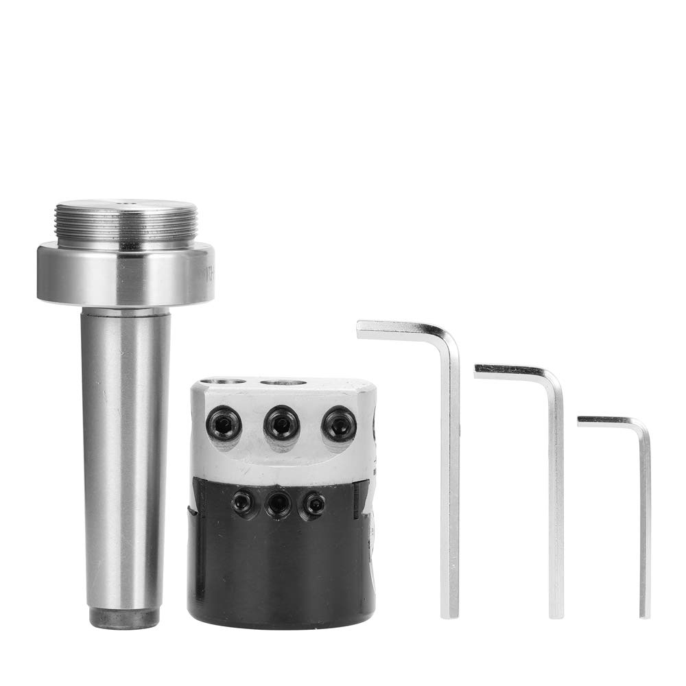 F/&D Tool Company 10865B-A5546 Side Milling Cutter 5.5 Diameter 3//16 Width of Face 1 Hole Size High Speed Steel