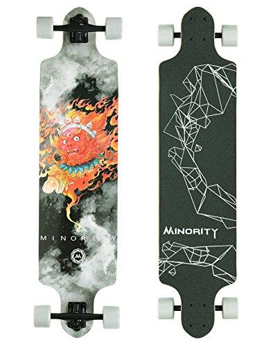 MINORITY Downhill Maple Longboard