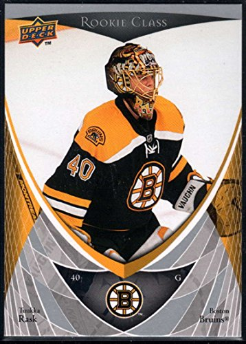 Hockey NHL 2007-08 Upper Deck Rookie Class Box Set #42 Tuukka Rask Bruins