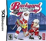 humongous games - Backyard Hockey - Nintendo DS