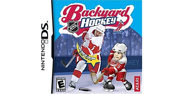 Amazon Com Backyard Hockey Nintendo Ds Artist Not Provided