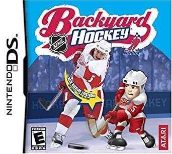 Backyard Hockey E Nintendo Ds Computer And Video Games Amazon Ca