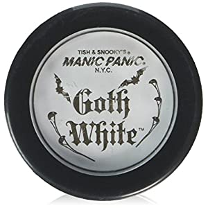 "Manic Panic ""Goth White"" Powder Cream Foundation by Manic Panic BEAUTY"