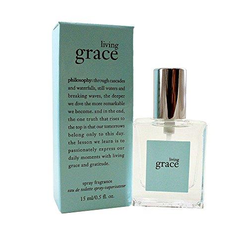 (Philosophy Living Grace Spray Fragrance, 0.5 Ounce)