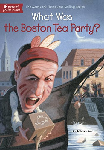 What Was Boston Tea Party product image