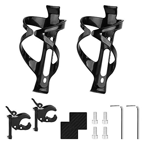 Upgraded Water Bottle Cages, Two Combinations Bottle Cage, Q