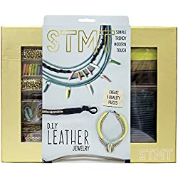 STMT D.I.Y. Leather Jewelry Kit