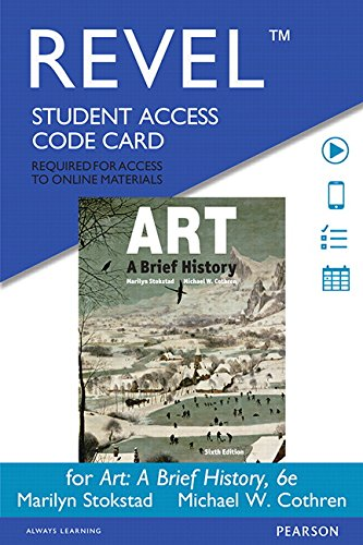 Revel for Art: A Brief History -- Access Card (6th Edition)
