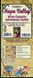 Napa Valley (California) Wine Map and Guide, FRANKO