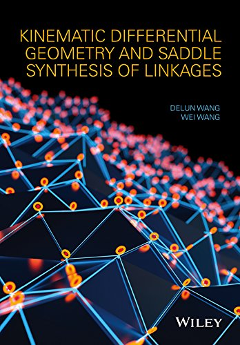 Kinematic Differential Geometry and Saddle Synthesis of Linkages (Complete Linkage)