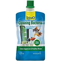 Tetra Aquarium Cleaning Bacteria, 4 oz