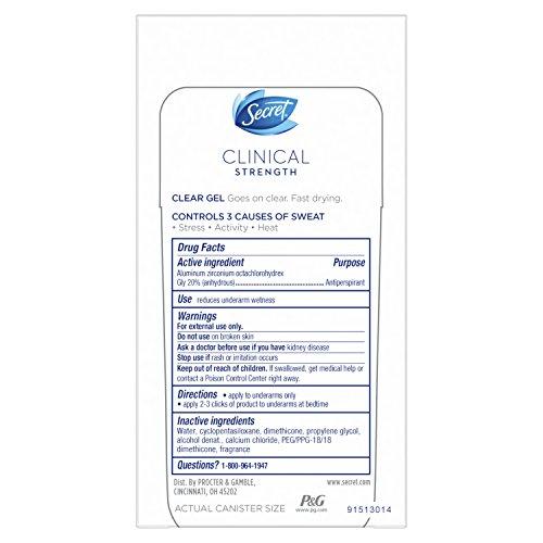 Buy clinical strength deodorant for odor
