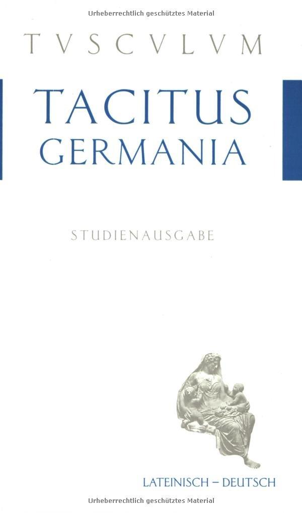Germania (Tusculum Studienausgaben)