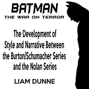 Batman: the War on Terror Audiobook