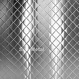 Amazon.com: One (1) pieza de hoja de acero inoxidable 304 ...