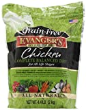 EVANGER'S Grain Free Chicken with Sweet Potato & Pumpkin Dry Dog Food, 4.4-pound