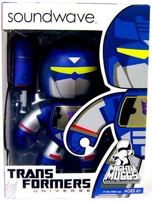 Transformers Universe Mighty Muggs Series 1 Vinyl Figure - Mighty Vinyl Muggs