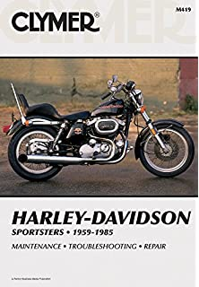 Amazon com: 1974-1983 Harley Sportster XLH 1000 Speedometer Cable
