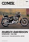 harley davidson service - Clymer Harley-Davidson Sportsters 1959-1985: Service, Repair, Maintenance (Clymer Motorcycle)