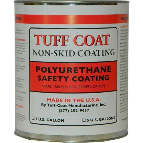 Tuff Coat 1 Gallon Caribbean Blue, Non-Skid Coating