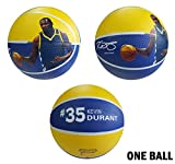 iSport Gifts Durant Basketball ✓ Size 7 for Kids & Adult ✓ Premium Gift Kevin Basketball Durant ✓ Unique Design ✓ Durable Soft Construction (Size 7, Durant Basketball)