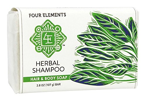 Herbal Shampoo Bar produced by Four Elements