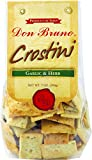Don Bruno Crostini, Garlic & Herb, 7 Ounce (Pack of 6)