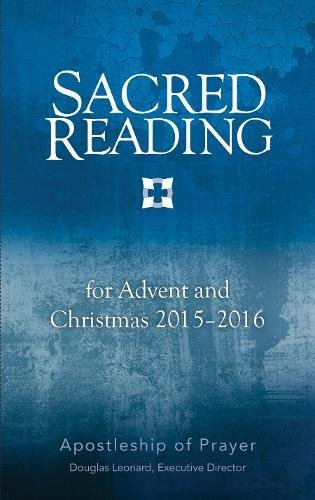 Download Sacred Reading for Advent and Christmas 2015-2016 pdf epub