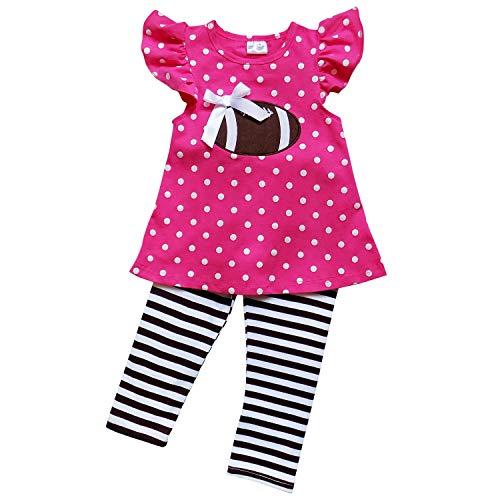Toddler Girl Boutiques - So Sydney Girls Pink & Brown