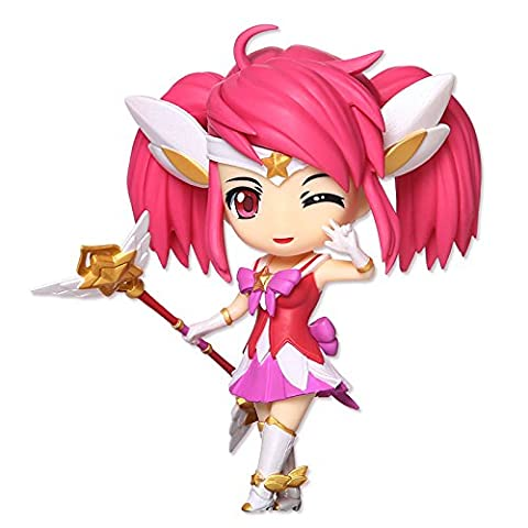 NEW League of Legends Lux PVC Toy Collection Action Figure 14cm in box - Cars Mega Mack Playset