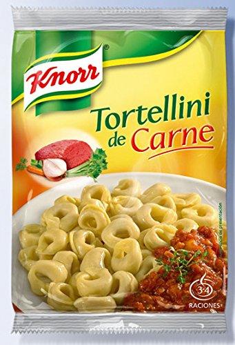 Knorr - Tortellini De Carne 250 g - Pasta Rellena: Amazon.es: Alimentación y bebidas