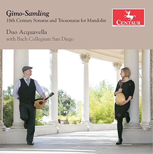 - Gimo-Samling: 18th Century Sonatas & Trio Sonatas for Mandolin