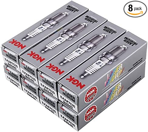 NGK 94940 ILKAR7C10 Laser Iridium Spark Plug Pack of 4