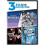 3FF: Beetlejuice / Charlie and the Chocolate Factory / Corpse Bride (DVD)
