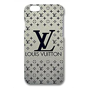 Fashionable Style LV Louis and Vuitton Series 3D Hard Plastic Case Cover Snap on Iphone 6/6S