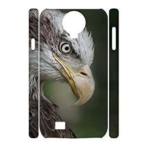 Animals Eagles 3D-Printed ZLB558706 Customized 3D Cover Case for SamSung Galaxy S4 I9500