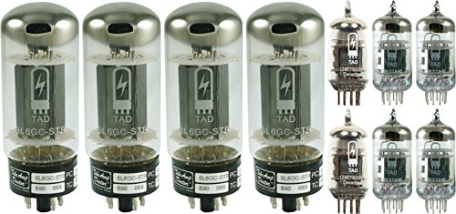 Tube Complement for Fender 65 Twin Reverb Reissue, Tube Amp Doctor brand tubes