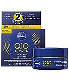 Nivea Visage Q10 Plus Anti Wrinkle Night Care 50 ML (Pack 3)