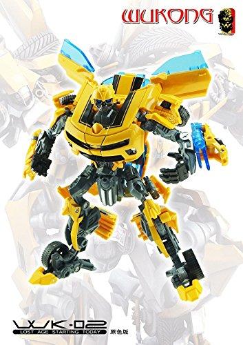 Transformers Wukong WK-02 Bumblebee Deluxe Class Battle Blade (Deluxe Bumblebee)