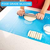PARACITY Silicone Baking Mat, Extra Large Pastry