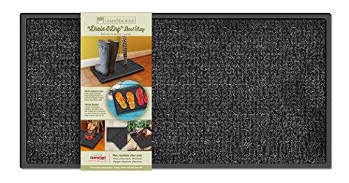 GrassWorx Clean Machine Drain & Dry Boot Tray, 14