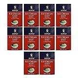 Morton Ice Cream Salt 4lb box (Pack of 10)