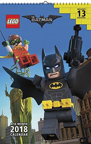 The Lego Batman Movie 2018 Calendar por Trends International