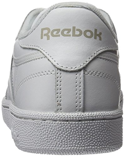 Grey light Bianco Club Scarpe white 85 Reebok Donna Fitness Da C 000 UOzOfqwv