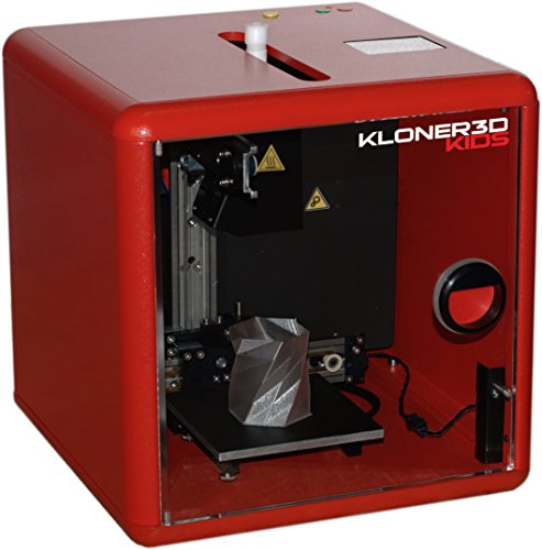 KLONER3D 5801 Kids Desktop - 120x120x120mm / 1.728cm3