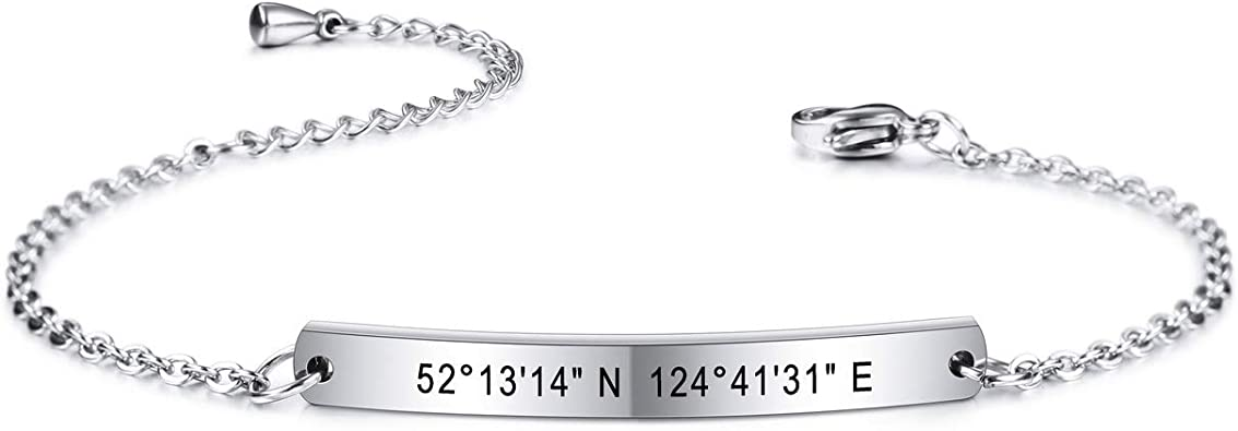 personalized birthstone bracelet engraved leather bracelet custom birthday bracelet bridesmaid gift name bracelet birthstone jewelry