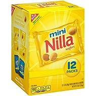 Nabisco Nilla Mini Multipack Single Serve Wafers, 12 Count