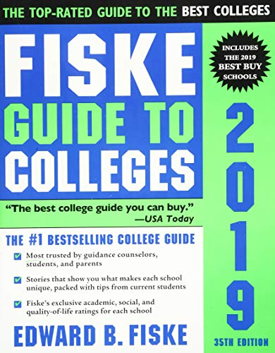 Fiske Guide to Colleges 2019 - Bronze Entrance English